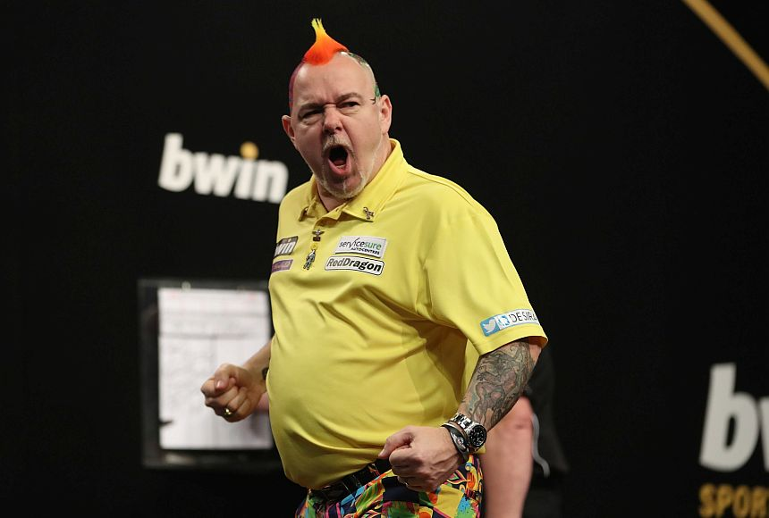 Grand Slam of Darts 2017 - Finale - Peter Wright