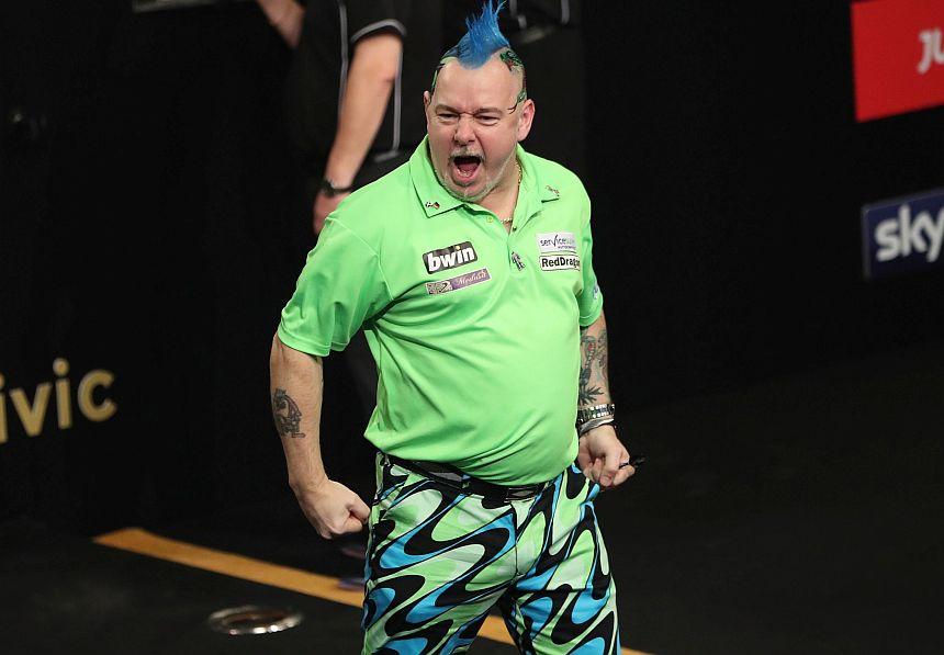 Grand Slam of Darts 2017 - Halbfinale - Peter Wright