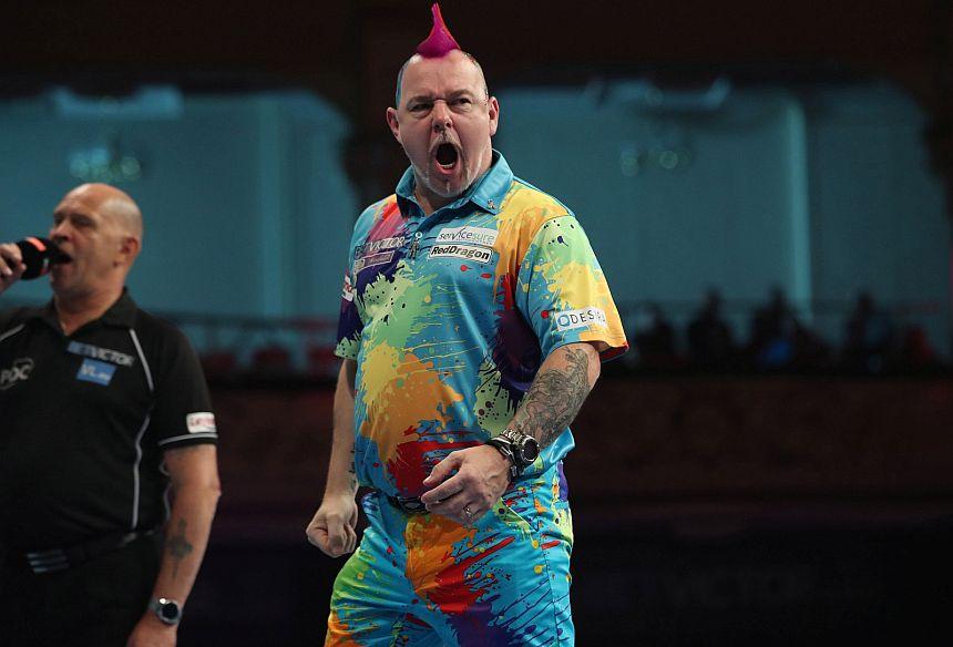 Grand Slam of Darts 2017 - Tag 7 - Peter Wright