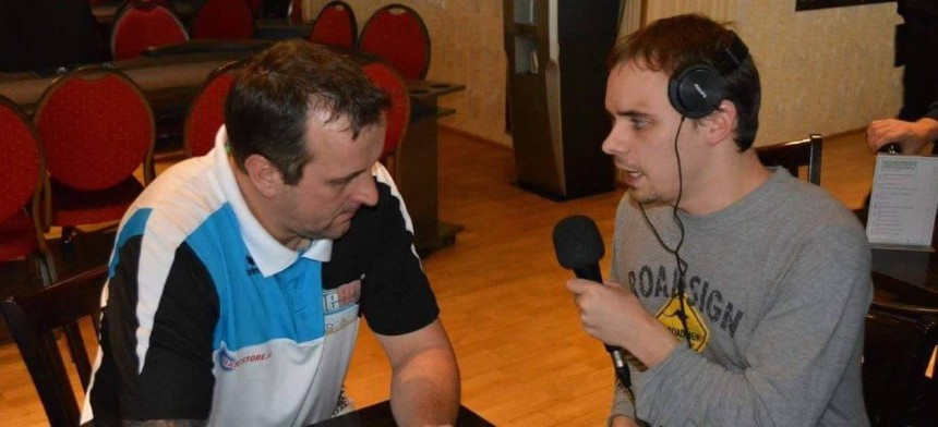 Interview Zoran Lerchbacher Players Championship Barnsley