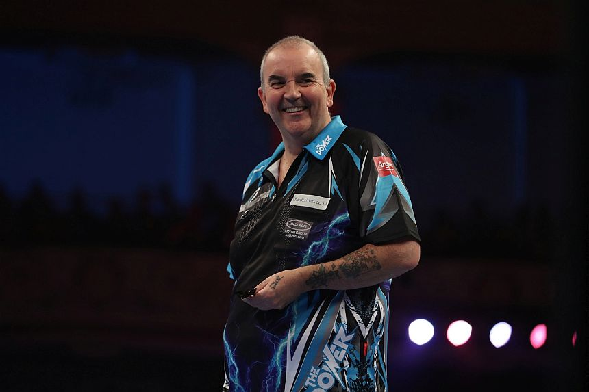 Melbourne Darts Masters 2017 Tag 2 - Phil Taylor