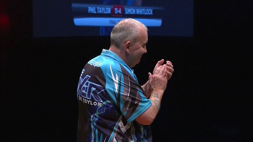Melbourne Darts Masters 2017 Tag 3 - Phil Taylor