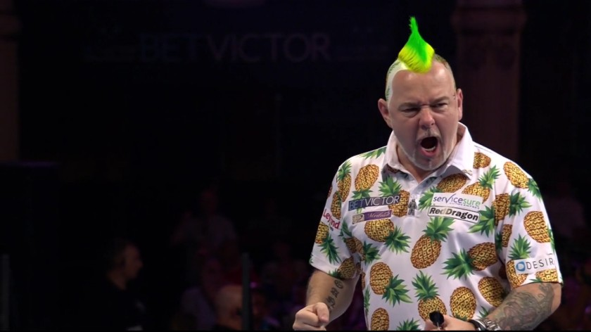Peter Wright - Finale World Matchplay 2017
