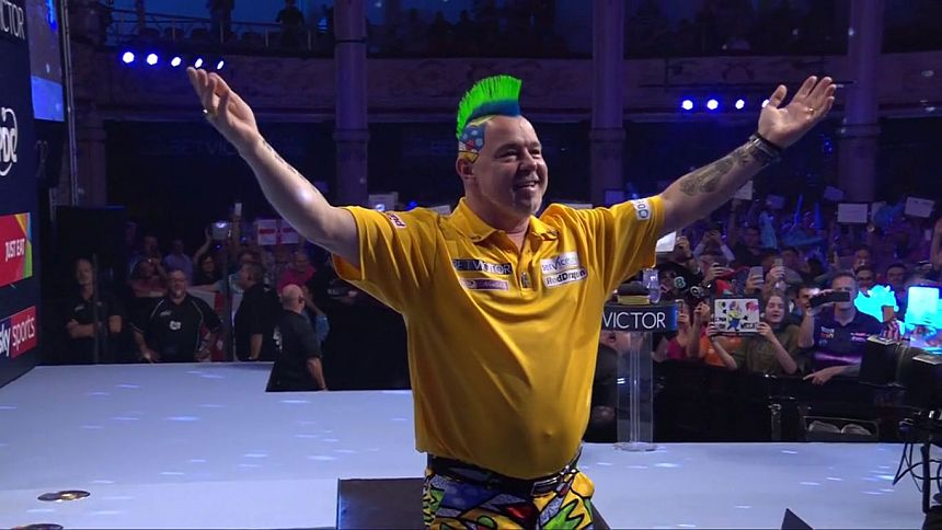 PDC World Matchplay 2017 - Halbfinale - Peter Wright