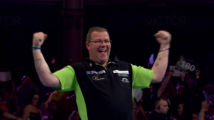 PDC World Matchplay 2017 - Tag 1 - Steve West