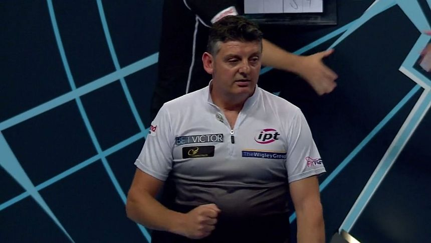PDC World Matchplay 2017 - Tag 2 - Justin Pipe