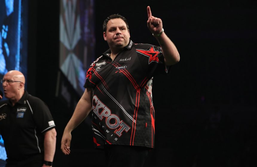 PDC World Matchplay 2017 - Tag 5 - Adrian Lewis