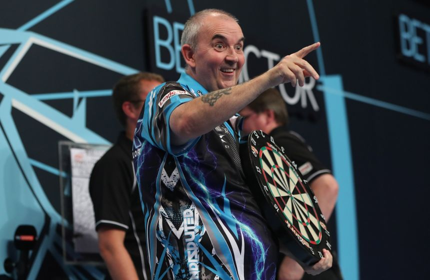 PDC World Matchplay 2017 - Tag 5 - Phil Taylor