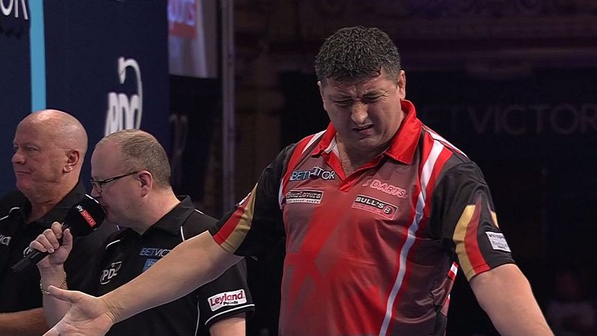 PDC World Matchplay 2017 - Tag 6 - Mensur Suljovic