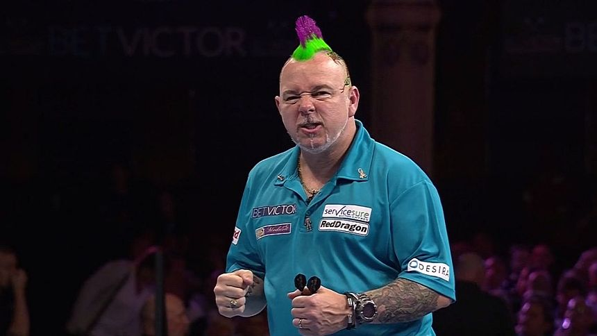 PDC World Matchplay 2017 - Tag 6 - Peter Wright