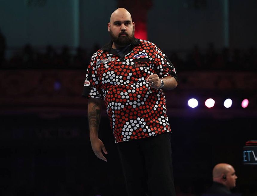 Players Championship 2017 Nr.17 Kyle Anderson