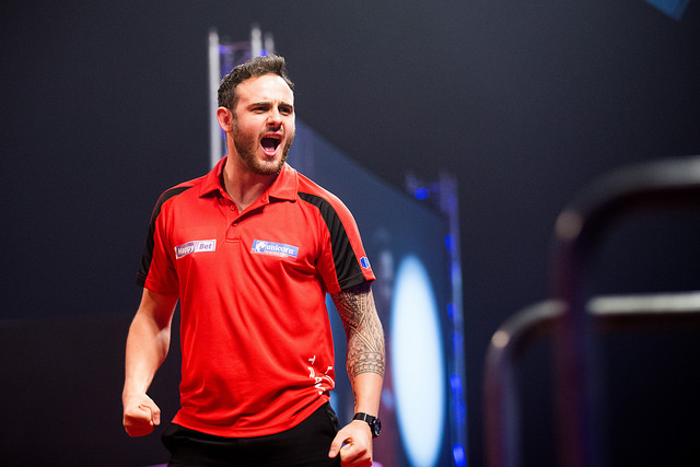 Players Championship 2017 Nr.8 Joe Cullen