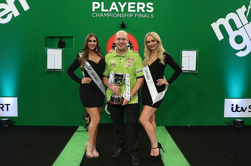 Players Championship Finals 2017 - Sieger - Michael van Gerwen