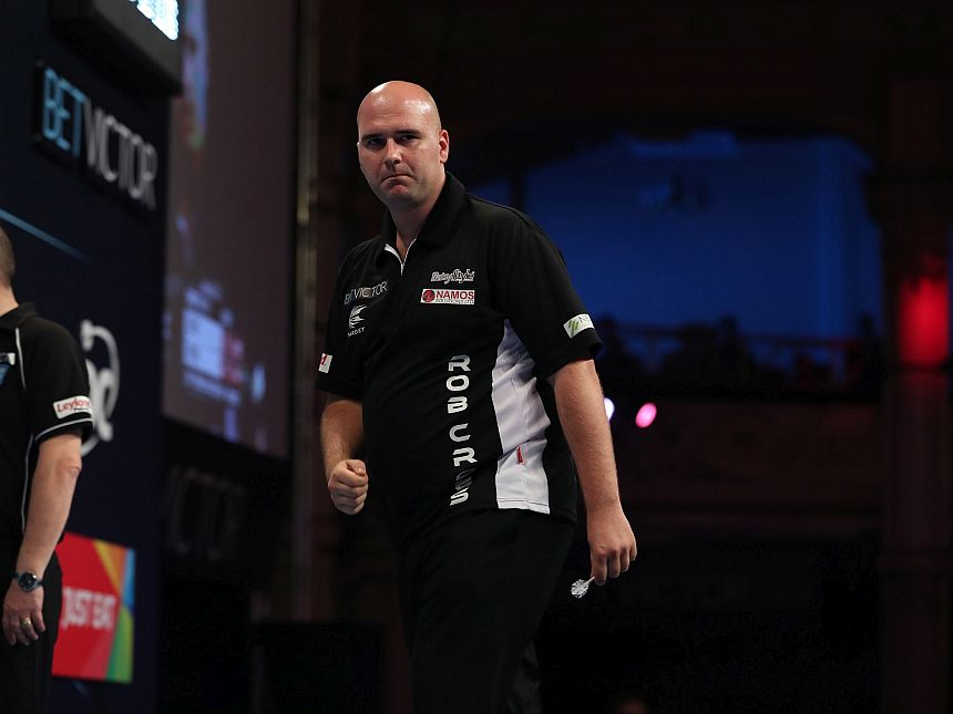 Players Championship 2017 Nr.19 - Rob Cross