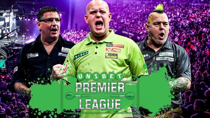 Premier League Darts 2018 - Alle Informationen