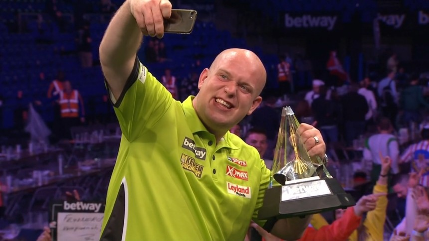 Gewinner der Premier League Darts 2017