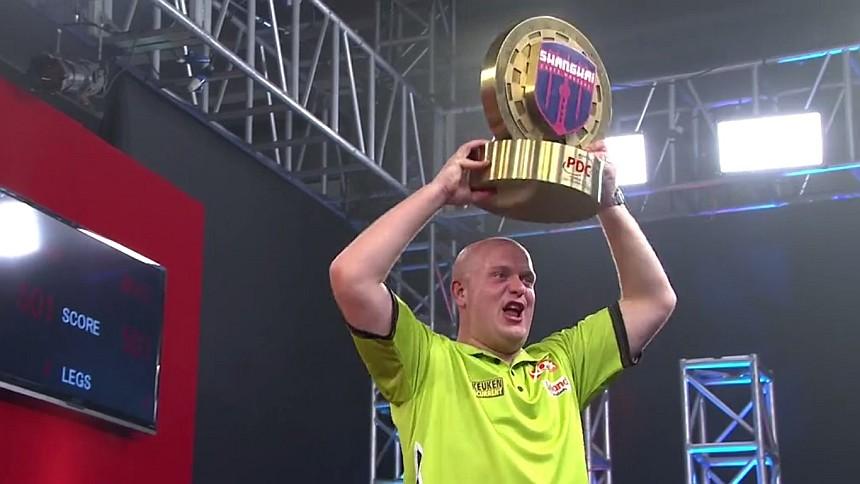Shanghai Darts Masters 2017 Sieger MvG