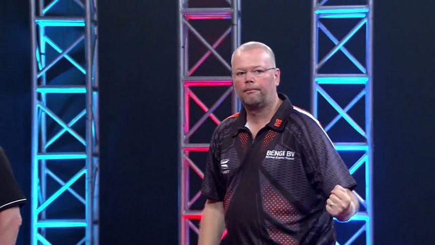 Shanghai Darts Masters 2017 Tag 2 Barney