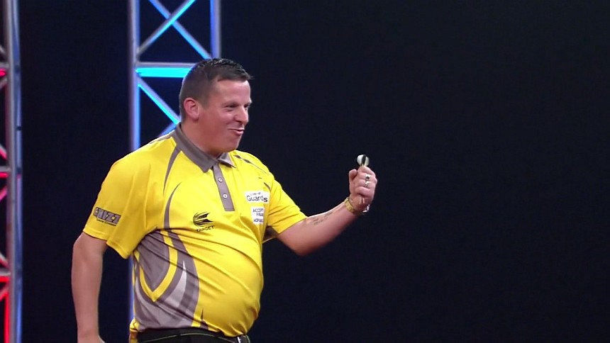Shanghai Darts Masters 2017 Tag 2 Chizzy