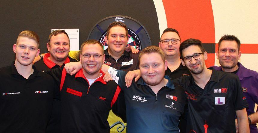 Super League Darts Germany 2017
