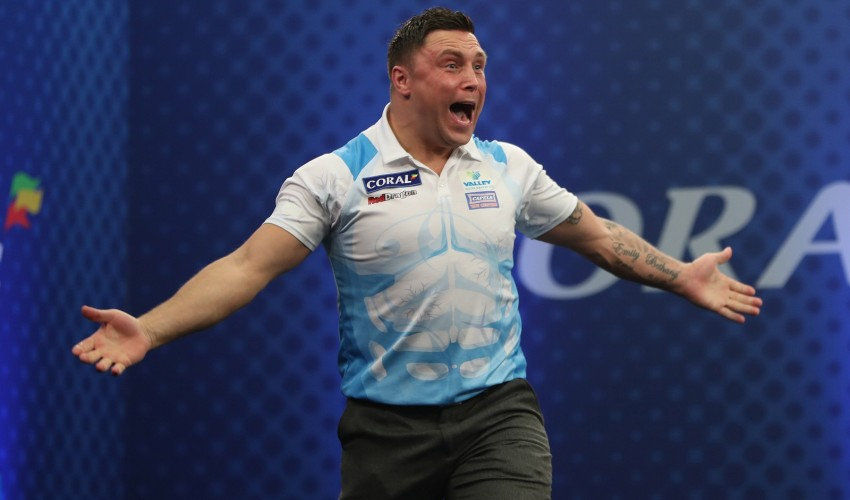 UK Open 2017 Finale Gerwyn Price
