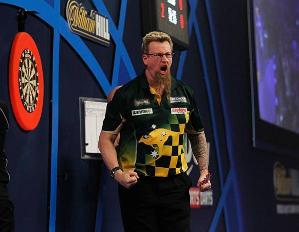 PDC Pro Tour UK Open Qualifier Tag 2 - Whitlock
