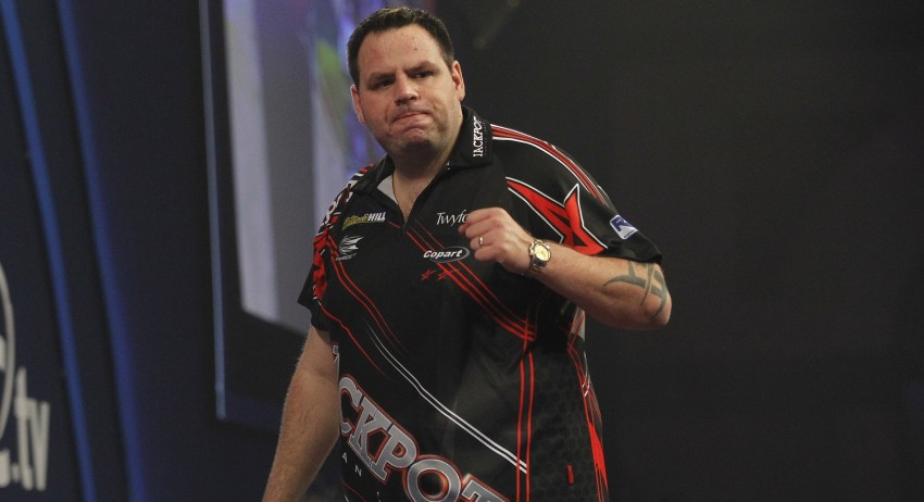 UK Open 2017 Tag 1 Adrian Lewis