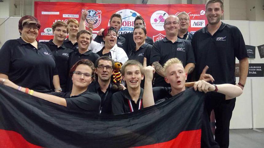 WDF World Cup 2017 - Team Deutschland
