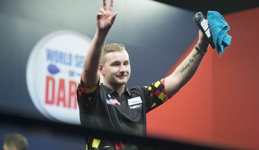 World Series of Darts Finals 2017 - Tag 2 - Dimitri van den Bergh