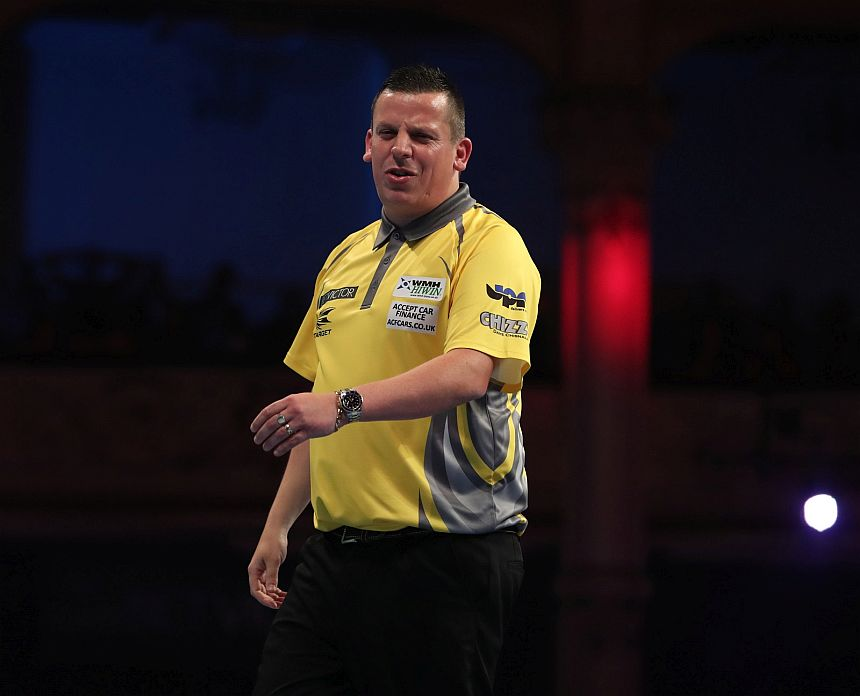 World Grand Prix 2017 - Tag 3 - Chisnall out