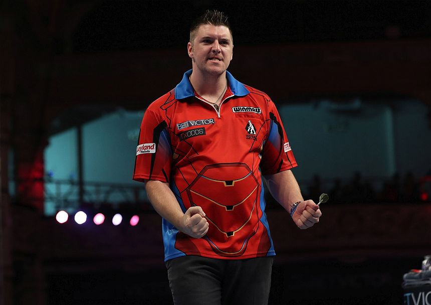 World Grand Prix 2017 - Halbfinale - Daryl Gurney