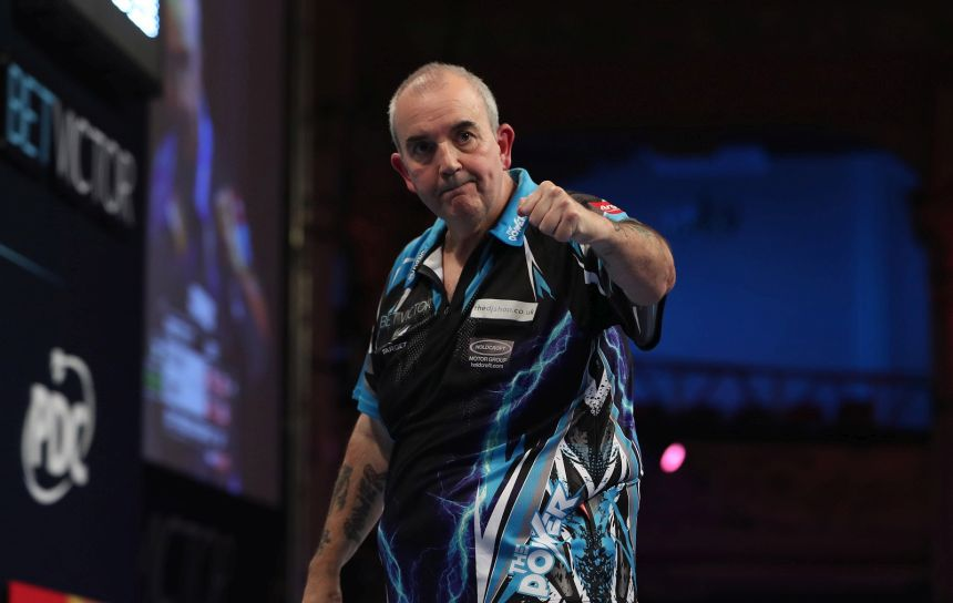 PDC World Matchplay 2017 - Finale Phil Taylor