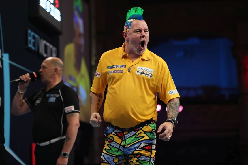PDC World Matchplay 2017 - Finale Peter Wright