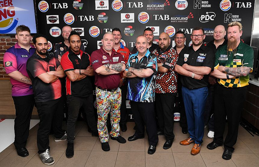 Auckland Darts Masters 2017