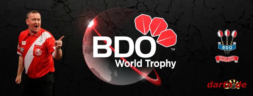 BDO World Trophy 2017