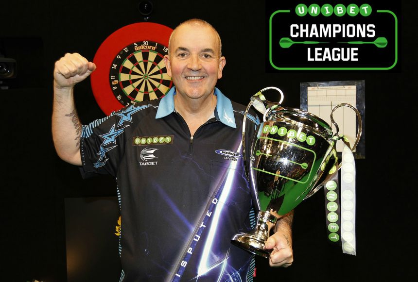 Champions League of Darts 2017 - Motorpoint Arena, Cardiff