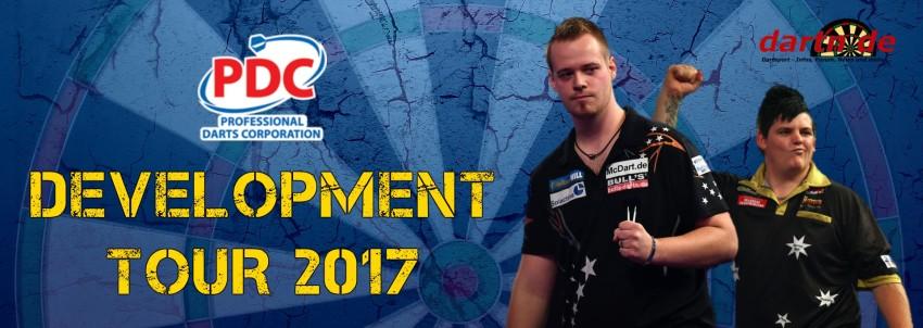 PDC Development Tour 2017