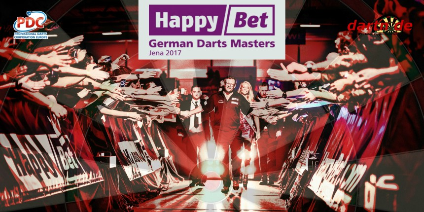 PDC European Tour 2017 German Darts Masters Jena