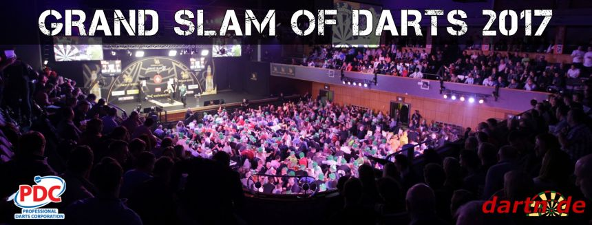 Grand Slam of Darts 2017
