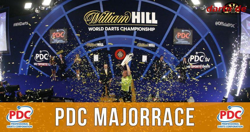 PDC Majorrace