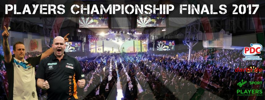 PDC Players Championship Finals 2017