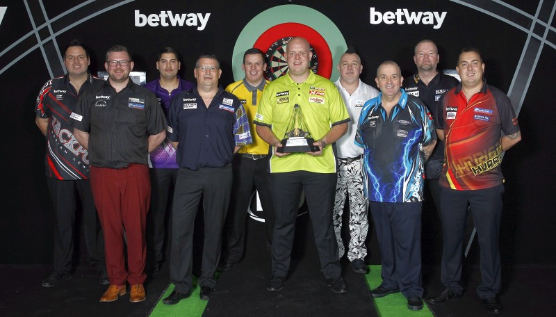 Premier League Darts 2017