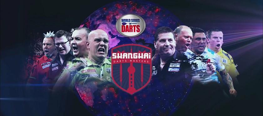 Shanghai Darts Masters 2017
