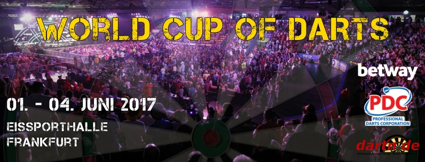 world cup of darts frankfurt