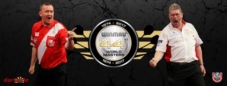Winmau World Masters 2017