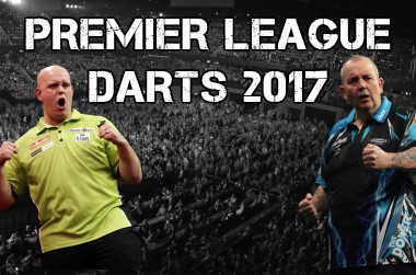 premier league darts 2017 wikipedia