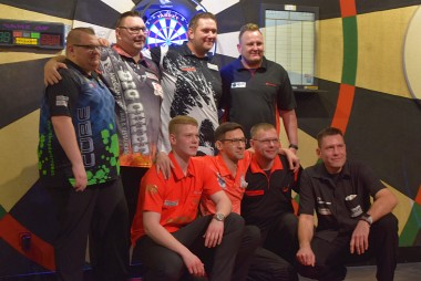 Super League Darts Germany 2021