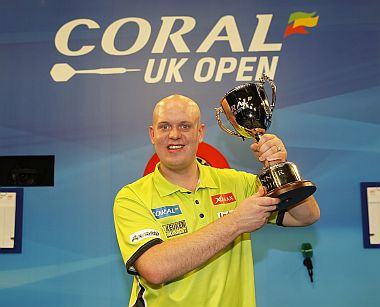 Uk Open Dart
