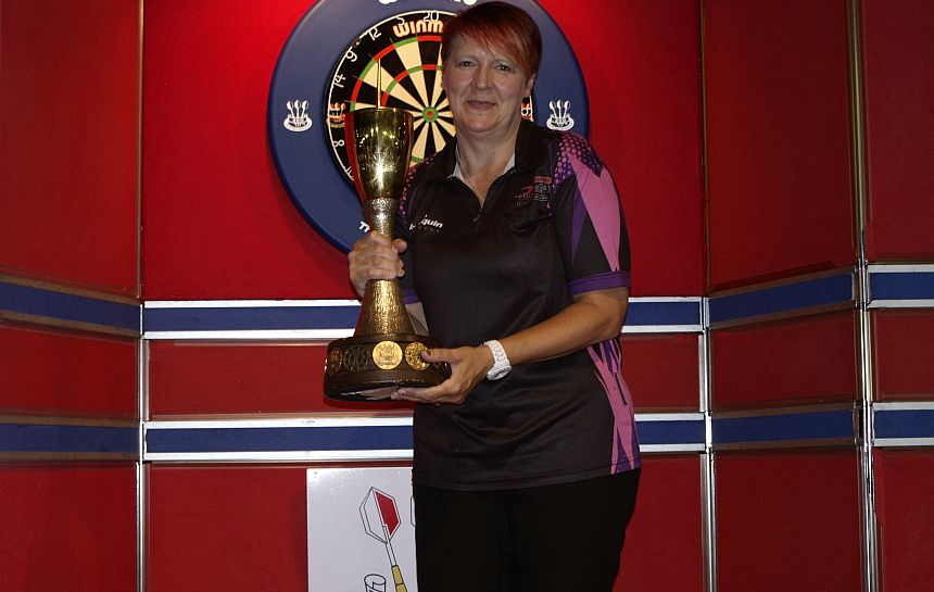 BDO Gold Cup 2018 - Lisa Ashton