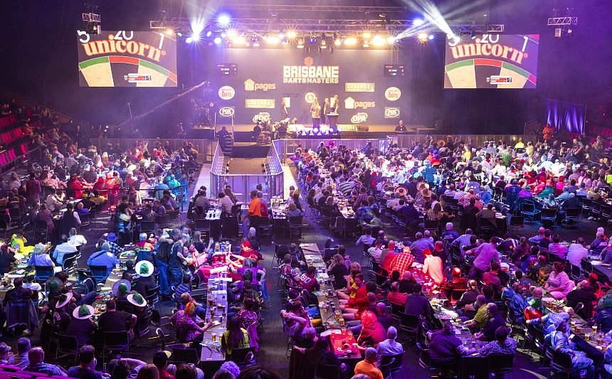 Brisbane Darts Masters 2018